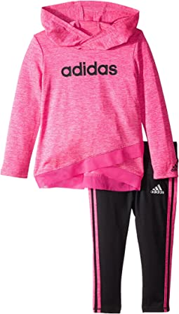 adidas Kids - Stay Cozy Set (Infant)