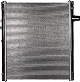 ECCPP Truck Radiator for 1995-2004 Mack RD 02-07 Mack CV Granite