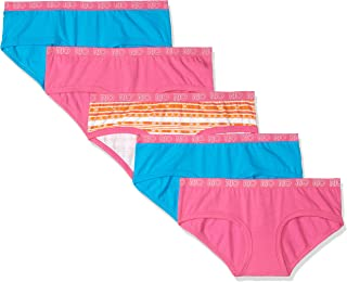 Rio Women's Underwear Cotton Blend Boyleg Brief (5 Pack)