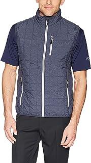 Cutter & Buck Men's Weather Resistant Primaloft Down Alternative Rainer Vest