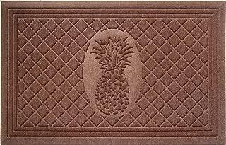 Entryways Pineapple Weather Beater Polypropylene Mat 22
