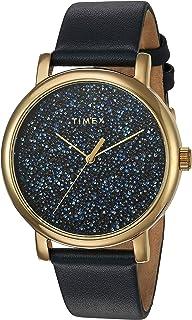 ساعة Timex النسائية Crystal Opulence