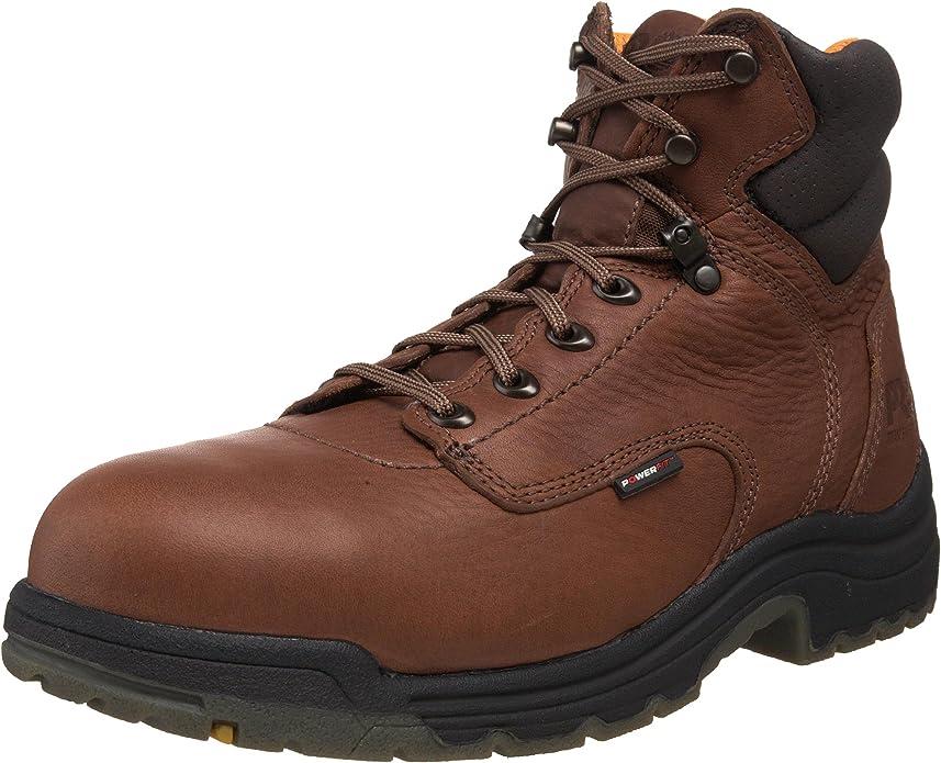 Timberland PRO Titan Safety-Toe Work Boot