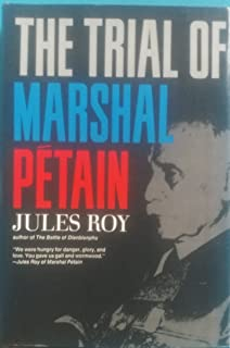 The Trial of Marshal Pétain