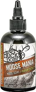 Buck Bomb Moose Mania Synthetic Moose Attractant 200013 Moose Mania Synthetic Moose Attractant