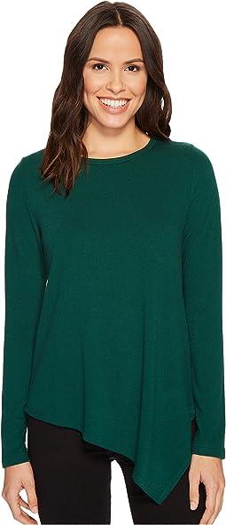Karen Kane - Asymmetric Hem Sweater