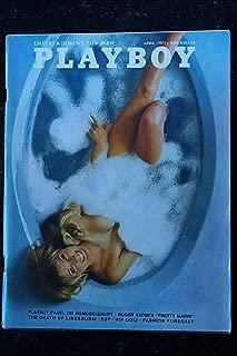 playboy april 1971