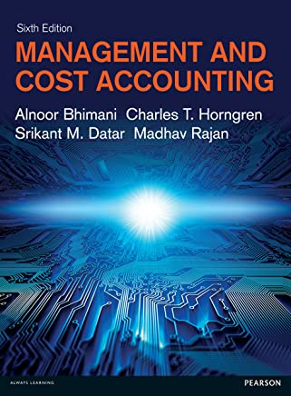 Management and Cost Accounting (English Edition)