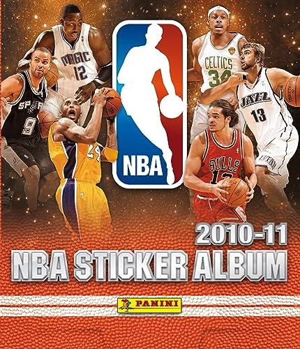 Panini 1648 009 Karten zum Sammeln NBA Stücker Album
