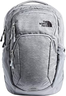 The North Face Pivoter Backpack, Mid Grey Dark Heather/TNF Black