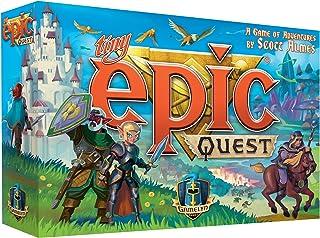 Tiny Epic Quest Fantasy Board Game: A Small Box Adventure