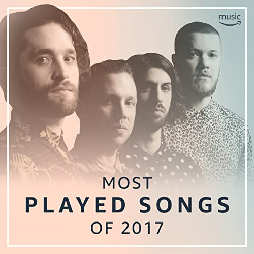 Most Played Songs of 2017 product image