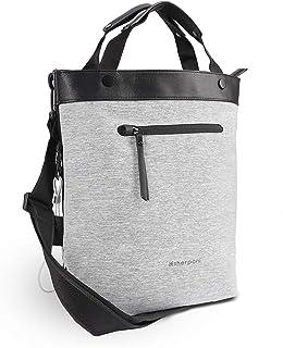 حقيبة كروسبودي من شيرباني جيو، حقيبة يد مضادة للسرقة، حقيبة كتف، حقائب كروسبودي متوسطة الحجم للنساء تناسب تابلت 25.4 سم