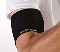 body helix Bicep and Tricep Compression Sleeve/Wrap; Pain Relief for Bicep and Tricep Muscle Strains