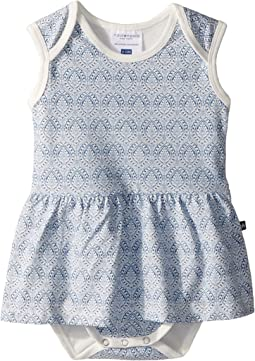Pattern Ballerina Romper (Infant)
