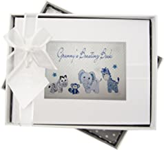 White Cotton Cards Granny's Boasting Book Photo Album Toys Range