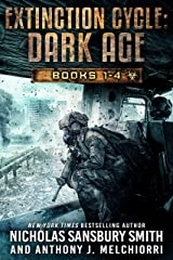Extinction Cycle: Dark Age (The Complete Four Book Series) Kindle Edition