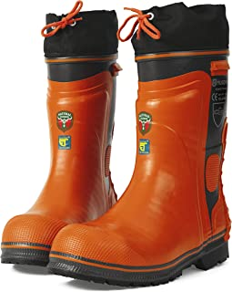 Husqvarna 544027941 Rubber Loggers Boots, US Size 8.5/European Size 41