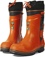 Best husqvarna chainsaw safety boots Reviews