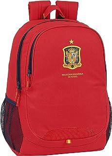 Mochila Safta Escolar de Selección Española de Fútbol, 320x160x440mm