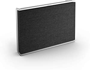 Bang & Olufsen Beosound Level Portable Wi-Fi Multiroom Speaker, Natural Aluminum/Dark Grey