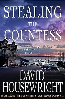Stealing the Countess: A McKenzie Novel (Twin Cities P.I. Mac McKenzie Novels Book 13)