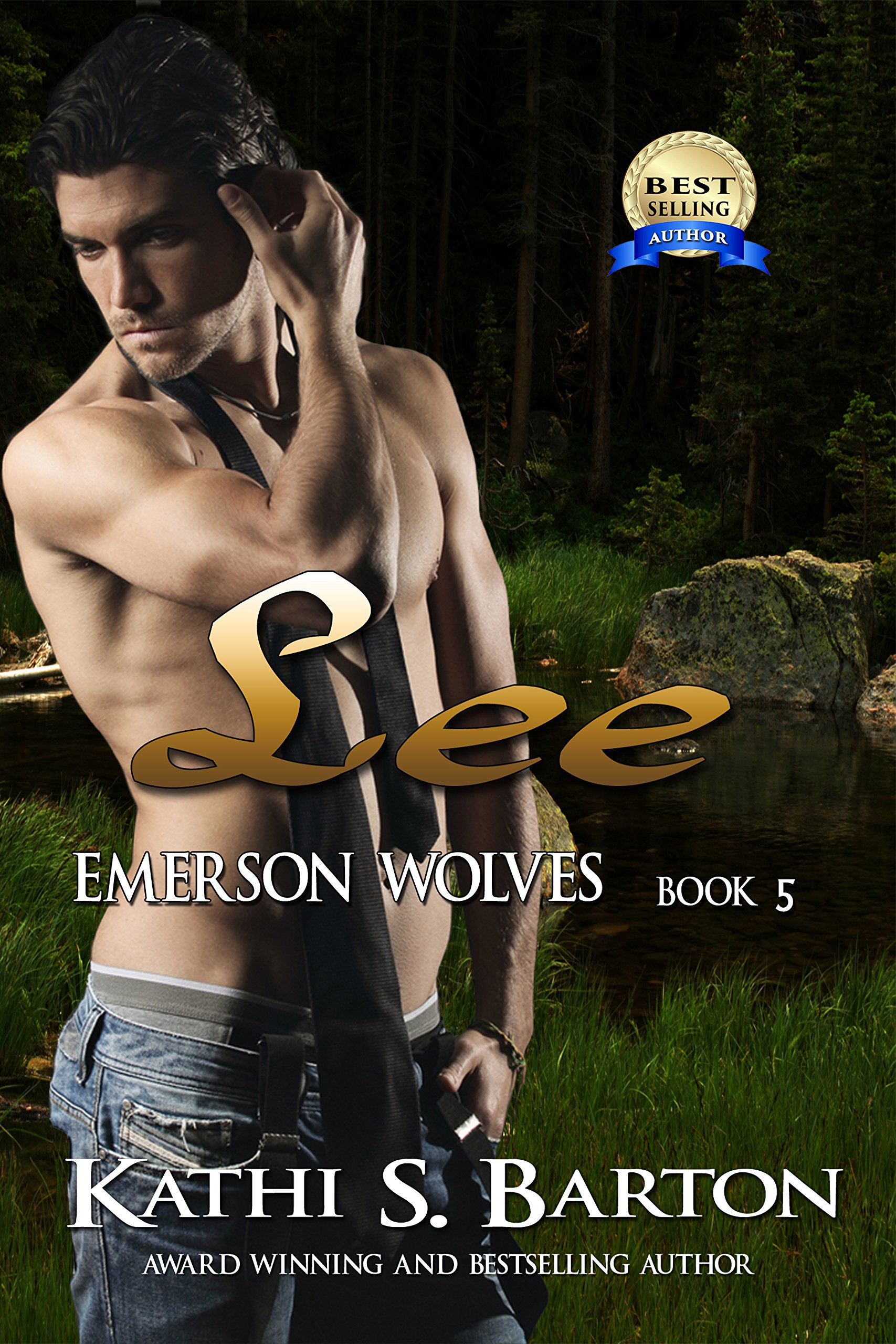 Lee: Emerson Wolves—Paranormal Erotic Wolf Shifter Romance