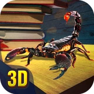 Poisonous Sting Scorpion Simulator - Forest Menace