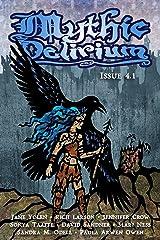 Mythic Delirium Magazine Issue 4.1 Kindle Edition
