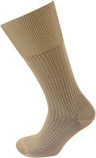 Viyella Mens 100% Mercerised Cotton Half Hose Socks