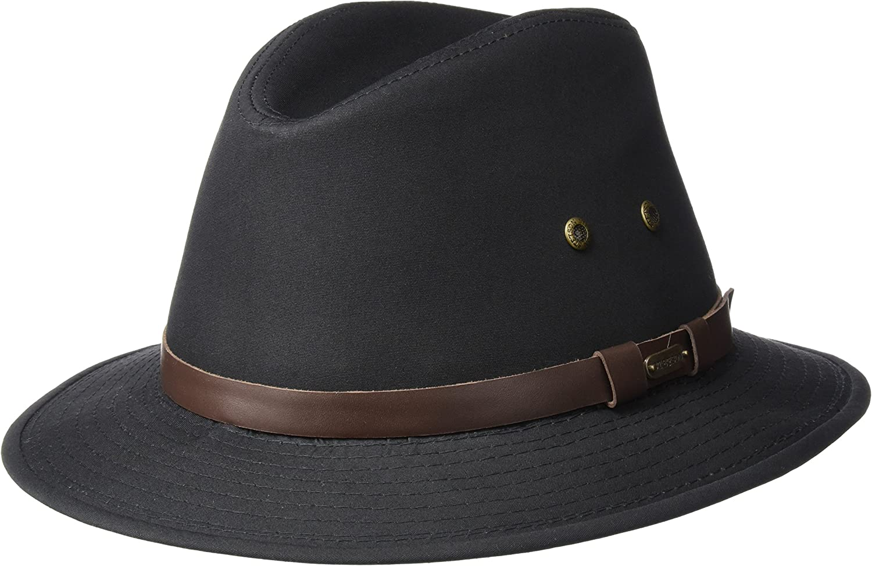 Stetson Men's Price reduction Gable Safari Hat Rain Ranking integrated 1st place
