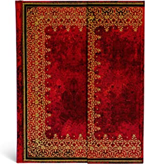 Paperblanks Notizbuch mit Lesebändchen & Innentasch
