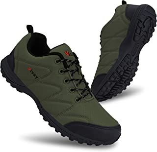 Men's Running Shoes Lace Up Sneaker Athletic Walking Shoes