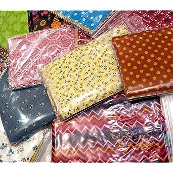 Tela Algodón 100% Pack Retalitos algodón: Amazon.es: Hogar
