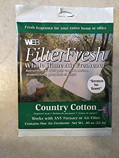 WEB  FilterFresh Whole Home Country Cotton Air Freshener