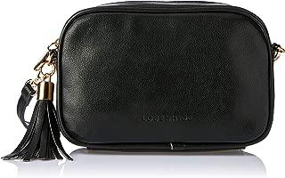 Louenhide Australia 2581Bk Jacinta Crossbody Bag, Black