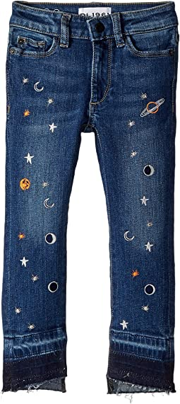 DL1961 Kids - Chloe Skinny Jeans in Galaxy (Toddler/Little Kids)