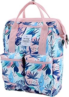 DISA Women's Doctor Bag Style Backpack Daypack