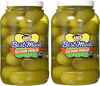 Best Maid Sour Pickles 1 Gal 18-22 count (2)