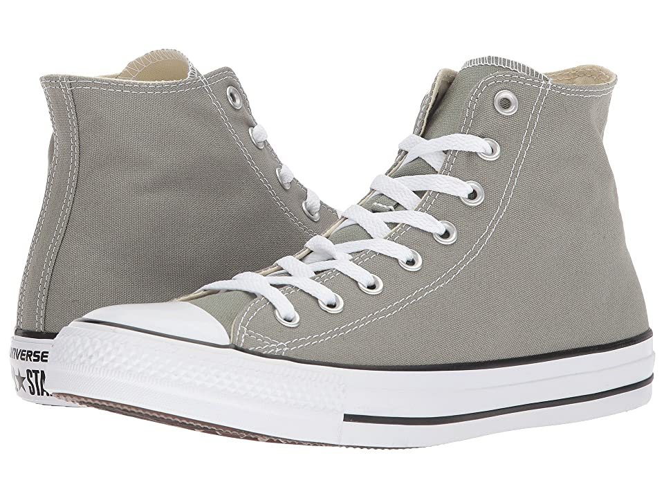 Converse Chuck Taylor(r) All Star(r) Seasonal Color Hi (Dark Stucco) Lace up casual Shoes