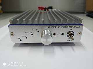 45W HF Power Amplifier For YASEU FT-817 ICOM IC-703 Elecraft KX3 QRP Ham Radio