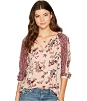 Lucky Brand - Printed Top