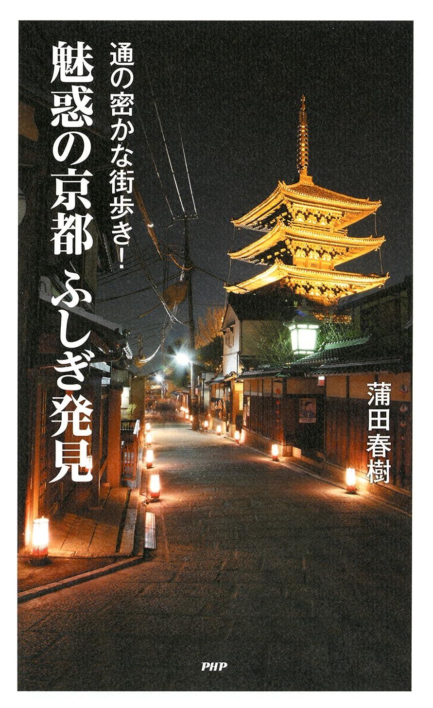 モーターパイプライン哲学者通の密かな街歩き! 魅惑の京都ふしぎ発見