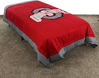 College Covers Ohio State Buckeyes Comforter Only Full Team Color
