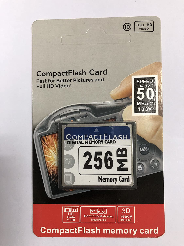 256MB CompactFlash Memory Card (CF) use for Camera