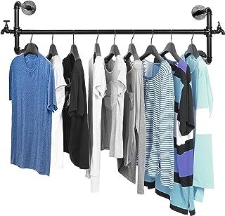 Amazon.com: Wall Mounted   Garment Racks / Clothing & Closet