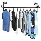Amazon.com: SSW Basics LLC semicircular ropa rack – chapado ...