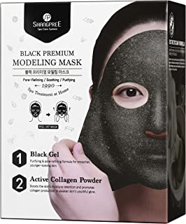 SHANGPREE SPA CARE SYSTEM Black Modeling Mask