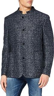 Daniel Hechter Men's Business Suit Jacket, Blue, 58