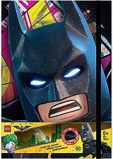 Batman Movie Batman Light Up Journal